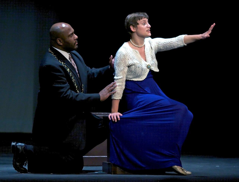Hamlet 2009, photo Bradley Ball
